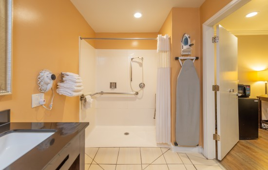 Private Accessible Bathroom